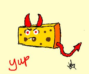 Cheesedevil