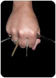 Key-knuckles