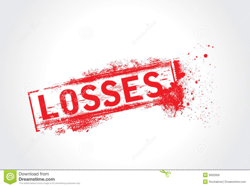 Losses-grunge-text-6602906