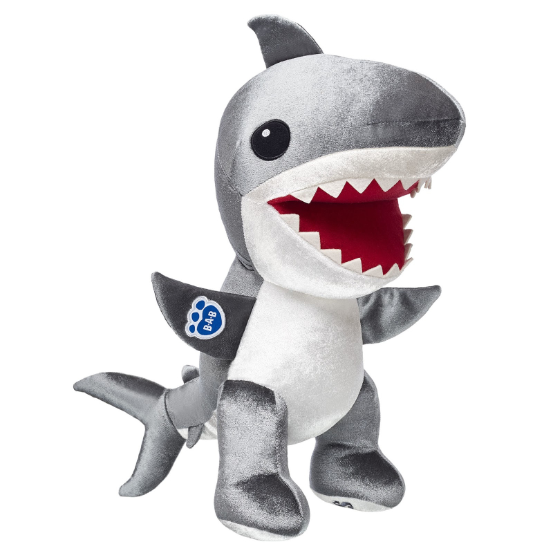 Shark Week 2018 Build A Bear 03